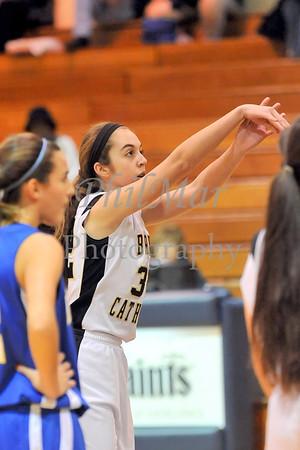 Berks Catholic vs Muhlenberg JV and Varsity Basketball