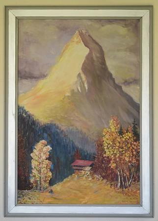 Olive Vallentyne Paintings