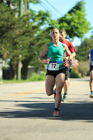 2014 Mystic River Triathlon - RUN