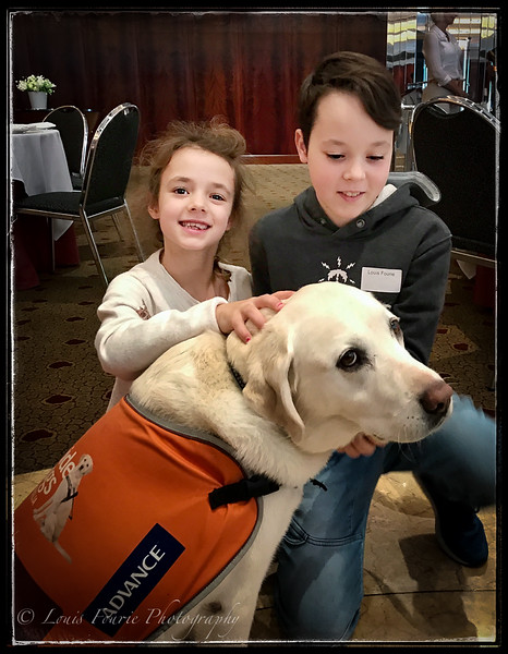 2019 Mr Walker Audio Book Launch - Guide Dogs Victoria