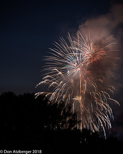 Fireworks 7-4-18