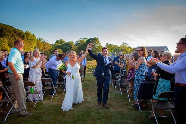 Congrats Emily & Josh!