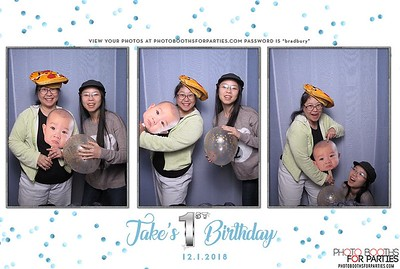Jake's 1st Birthday Party