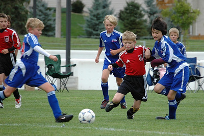 Shockers Soccer Fall 2006