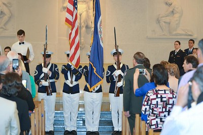 Class of 2017 Military Promotion Ceremony