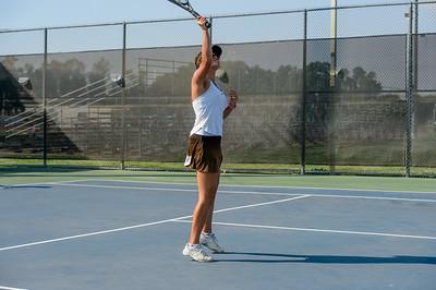 170905 GHS Ladies Tennis (Monte Vista)
