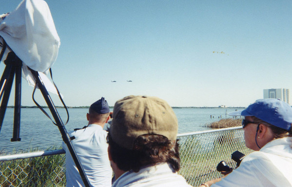 Oct. 28 - Space Shuttle Launch