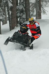 Pebble Creek Saturday April 3rd Ski-Doo