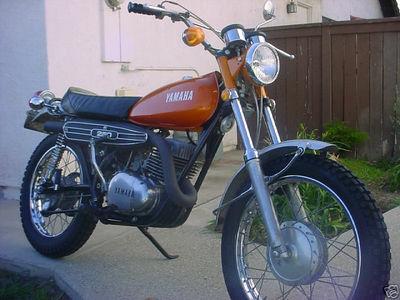 1972  enduro's