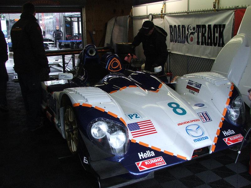 P2 B-K Motorsports