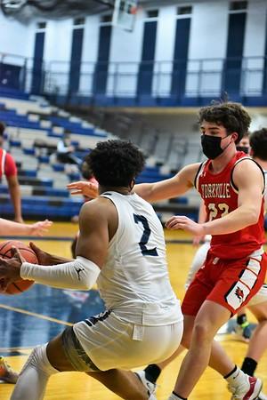 OE Boys Varsity Basketball Vs Yorkville 2021