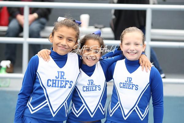 Caldwell Cheering C Team