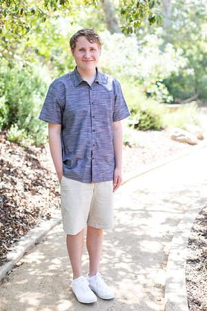 Jacob Senior Photos