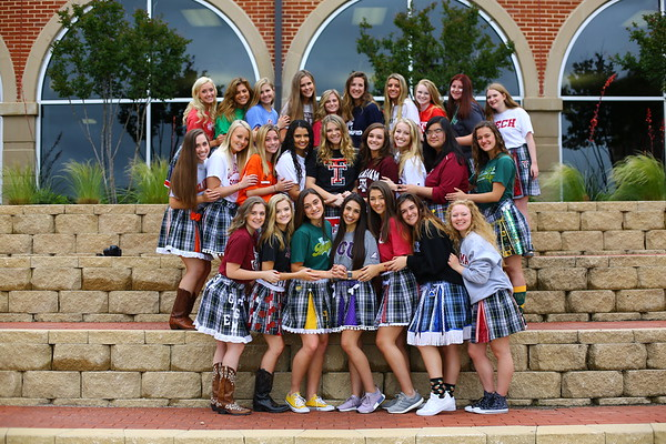 Senior Skirt Day