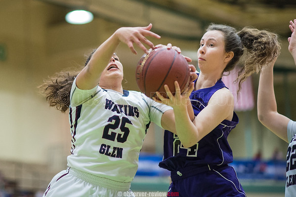 Watkins Glen Girls State Title 2017