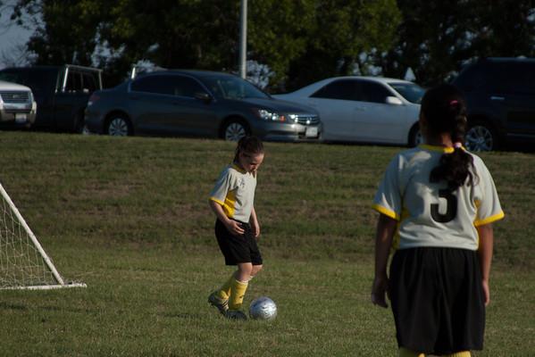 Soccer Fall Season 2012