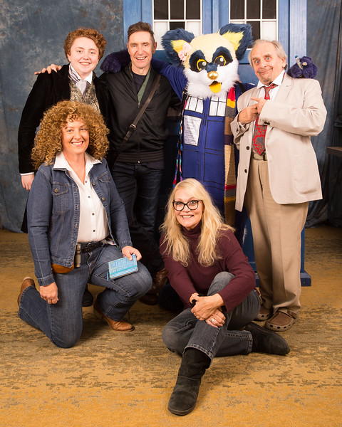 Th 96 Doctor Who Movie Cast 12:00pm