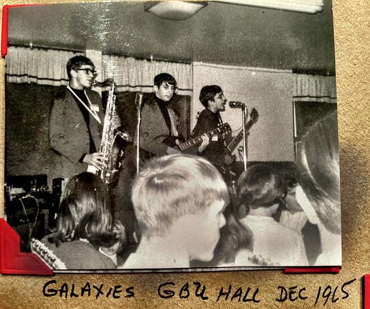 Dan's Bands 1964-1971