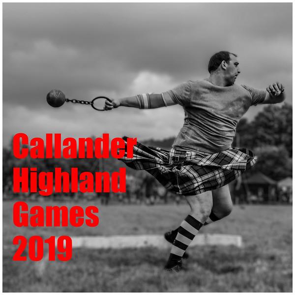 Callander Highland Games 2019