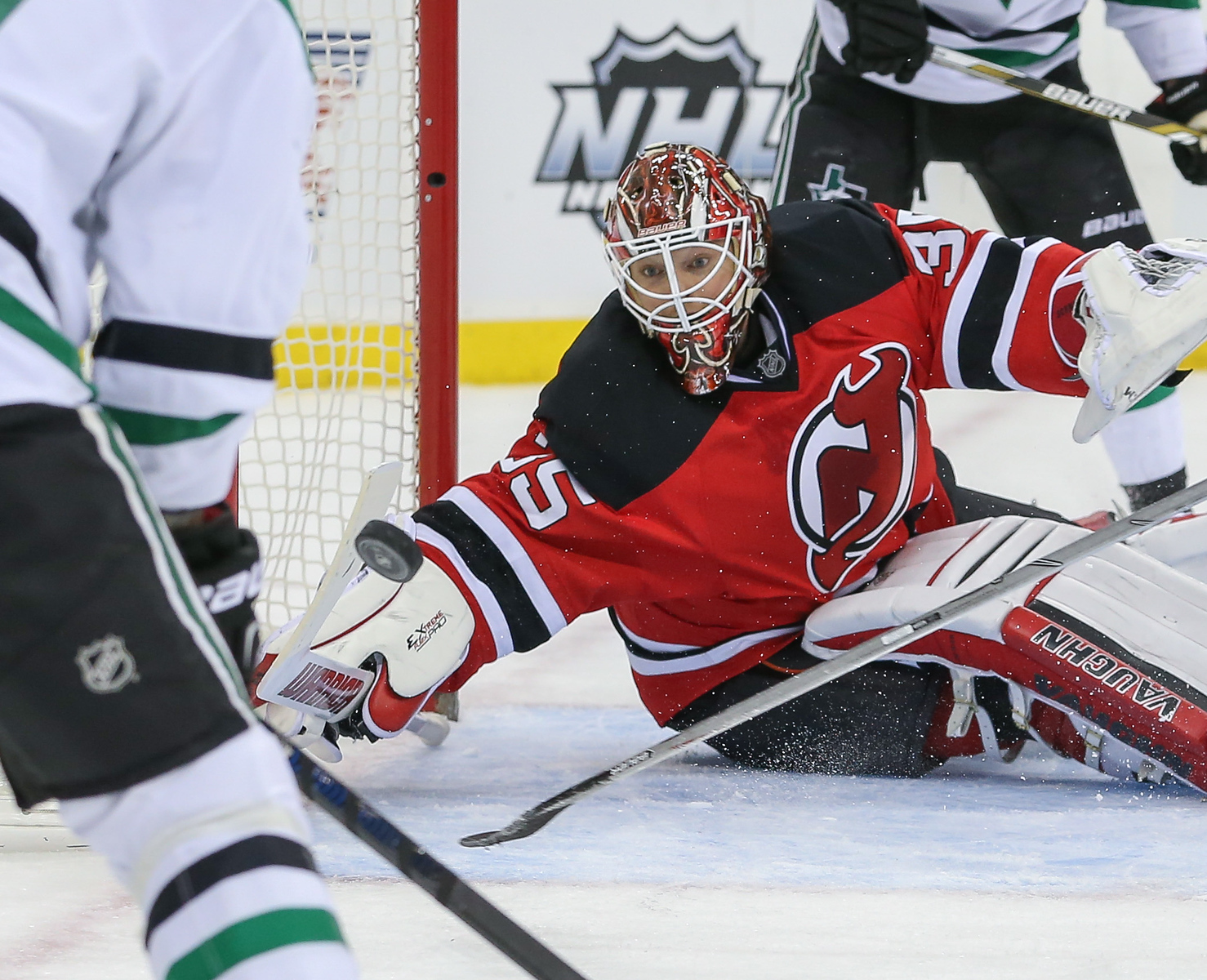 NHL Hockey 2016: Stars vs Devils JAN 2