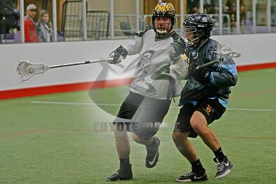 9/29/2016 - Nova Scotia Privateers vs. Caughnawaga Indians - Tsha' Thoñ'nhes, Onondaga Nation (Onondaga Nation Field House, Nedrow, NY)