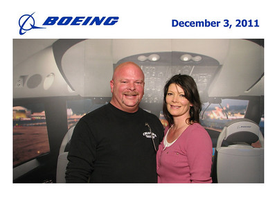 Boeing Family Day SC December 3