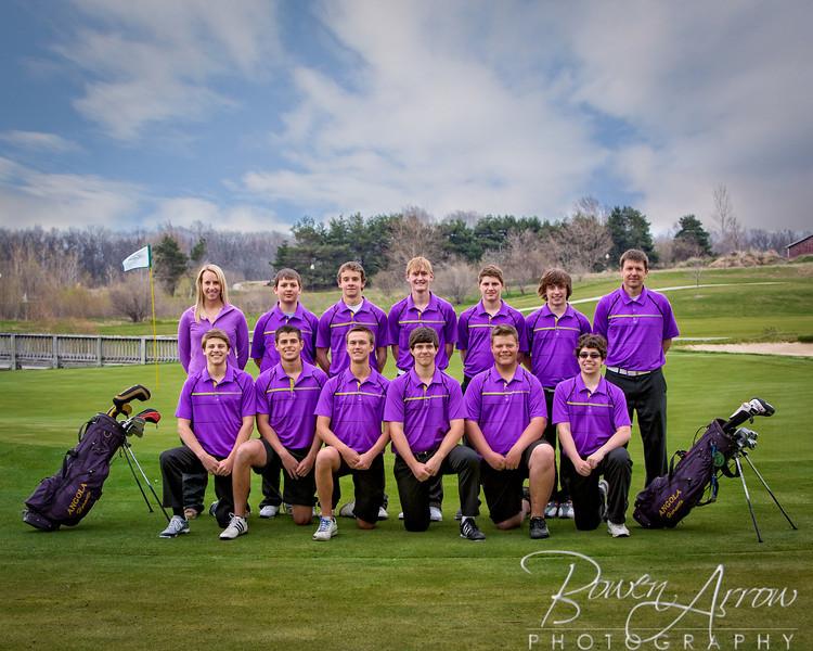 M Golf 2014