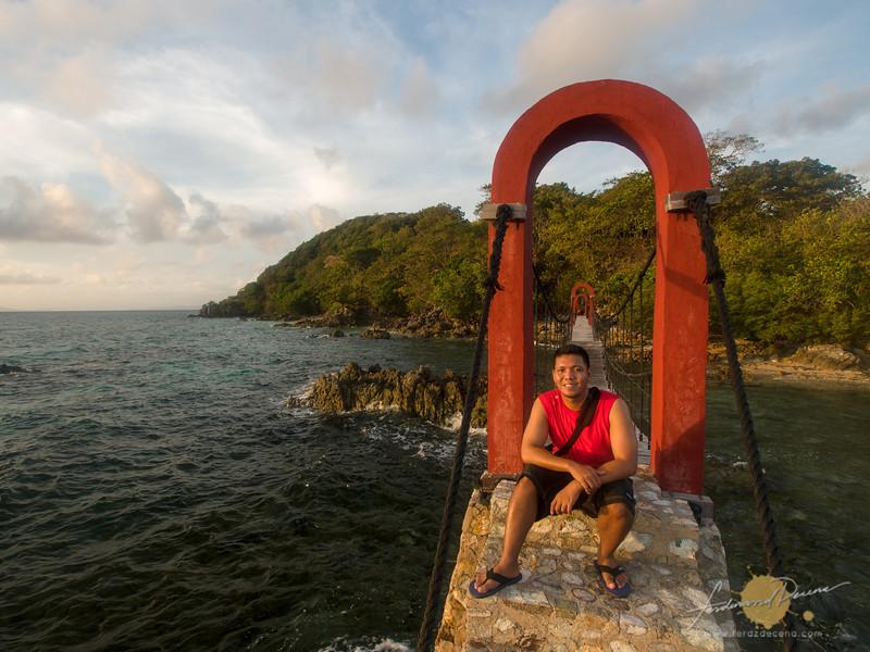 My posterity shot at Noa Noa Island
