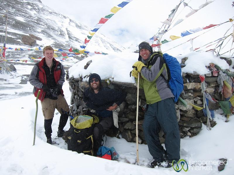Ganda La Pass, Celebration - Ladakh, India