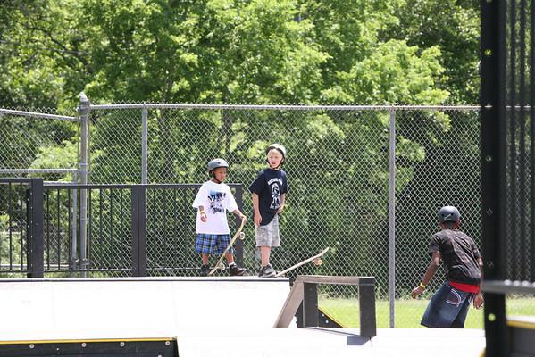 YMCA Skate Park