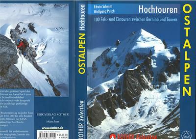 Buch - Hochtouren Ostalpen