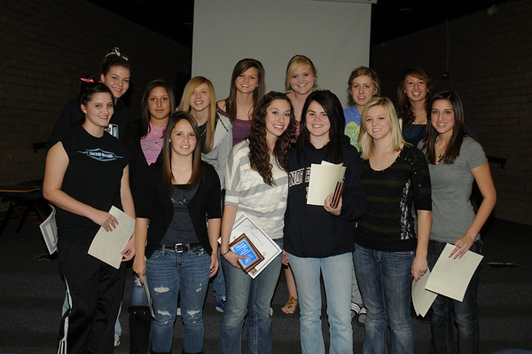 2/10/11 - Pics from Soccer Banquet