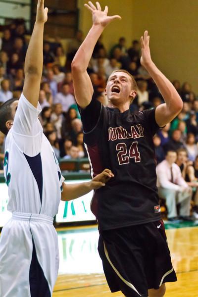 Dunlap vs Notre Dame Regional