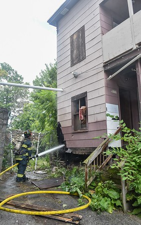 Structure Fire - Woodland St, Fitchburg, Ma - 9/7/19