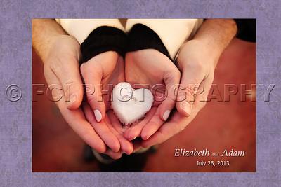Elizabeth and Adam