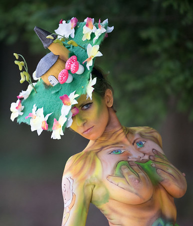 World Bodypainting Festival 2016