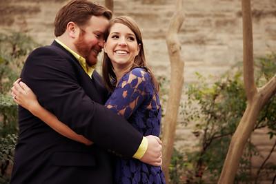 Jerrod and Jamie's Engagement Portraits