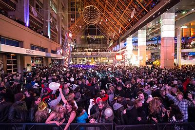 #674/675 NYE @ Fourth Street Live! (+VIDEO) 12/31/14
