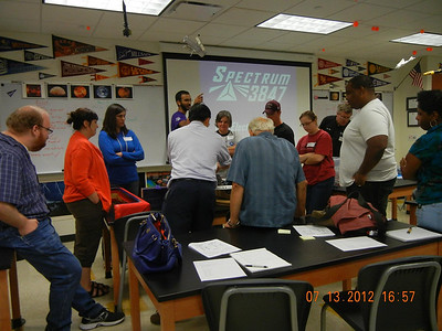 2012 Mentor Workshop