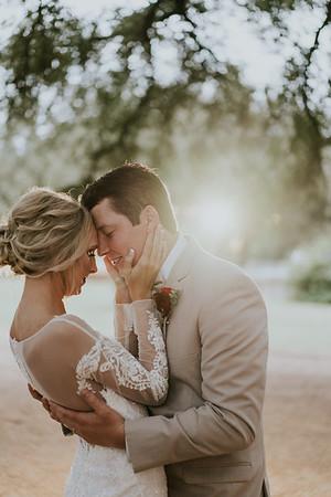 Bailey & Scotty Wedding Day