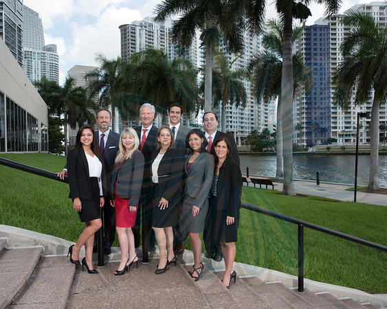 Merrill Lynch Headshots- Brickell