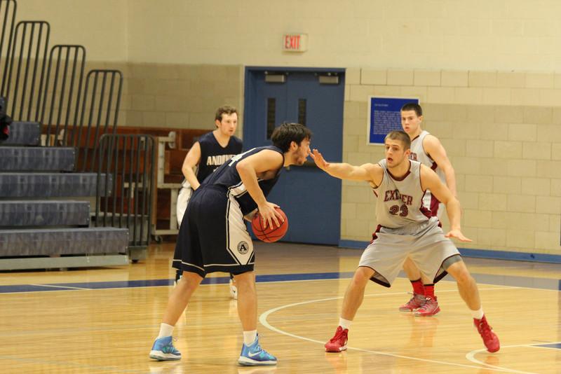 Boys Basketball vs. Deerfield 1/19/13
