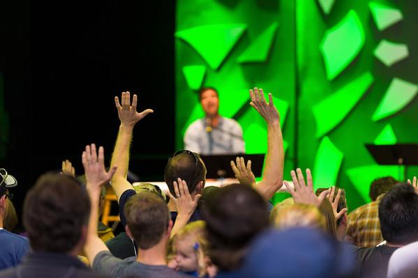 Morning Preparation & Worship