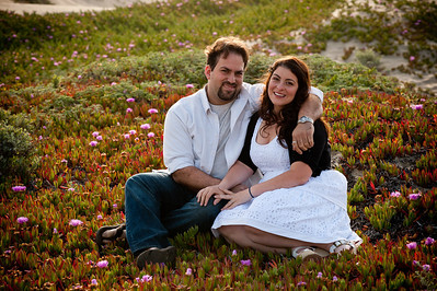 Jess & Ben [Morro Bay Engagement Photography]