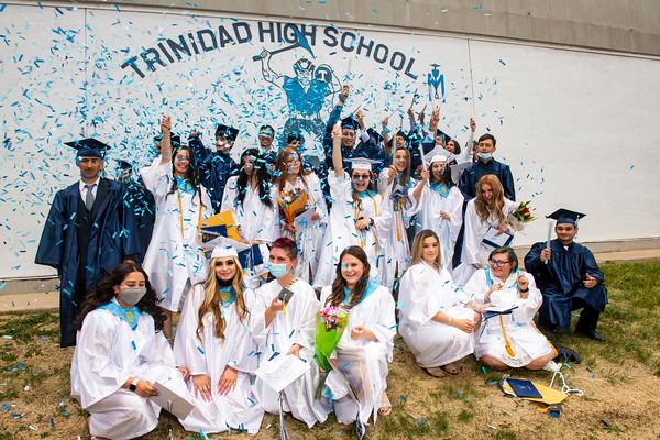 THS 2021 Graduation May 16, 2021