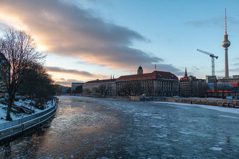Photos from Snowy Berlin