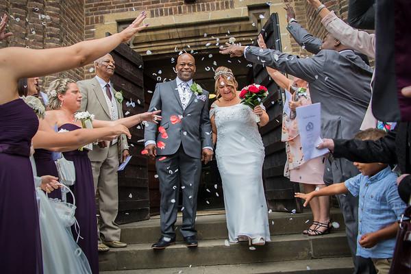 Janet & Everton Wedding