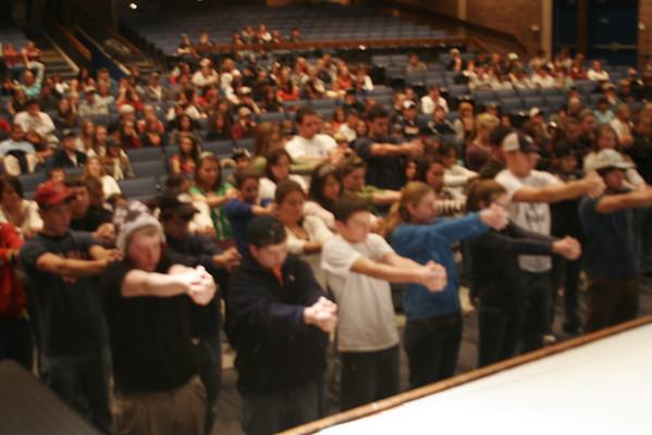 Triton Regional High School... November 10, 2007