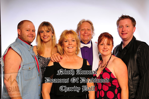 Ninth Annual Deacons Of Deadwood Charity Ball