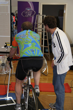 2010-11-21 Team JDRF Time Trial #1
